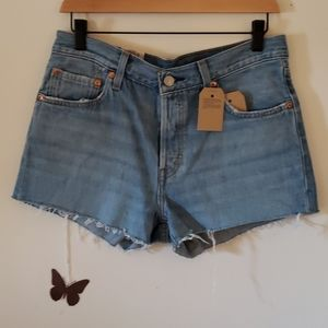 LEVI'S  501 SIGNATURE BUTTON FLY SHORTS